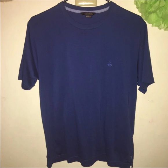 0125f8aaf58 BROOKS BROTHERS Supima cotton t-shirt Sz S. Brooks Brothers.  M 5b1bcab13c9844f68282f348. M 5b1bcab3c2e9fe877ce4a6cb.  M 5b1bcab59fe486f6451b9aad
